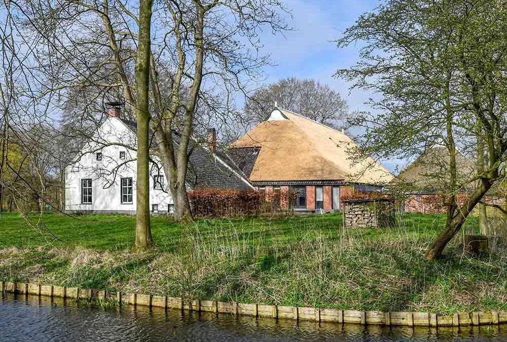 Restauratie Plaats Melkema te Huizinge